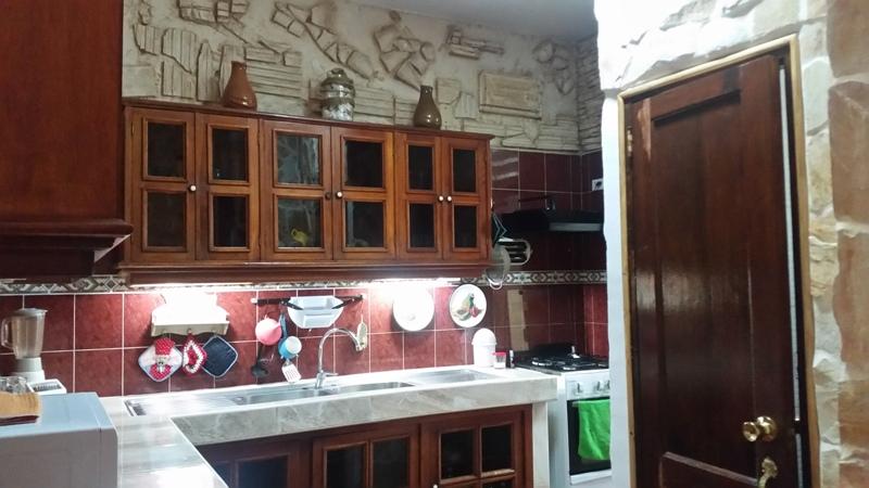 Cocina Hostal Peregrino Vedado