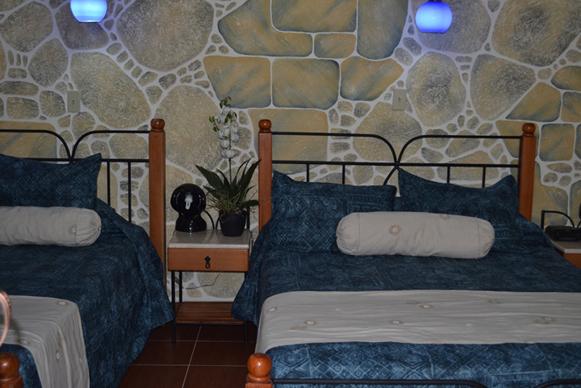 Habitación Hostal Peregrino El Encinar