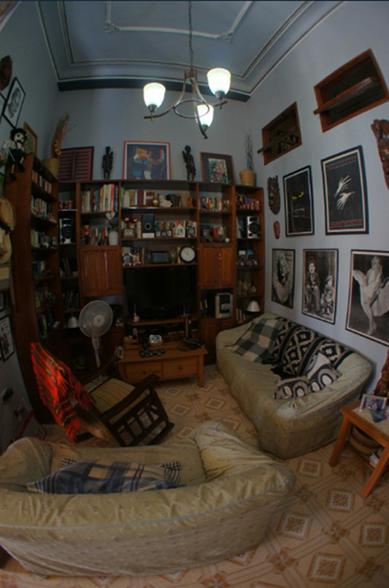Sala Hostal Peregrino Consulado