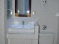 Baño Hostal Peregrino El Encinar